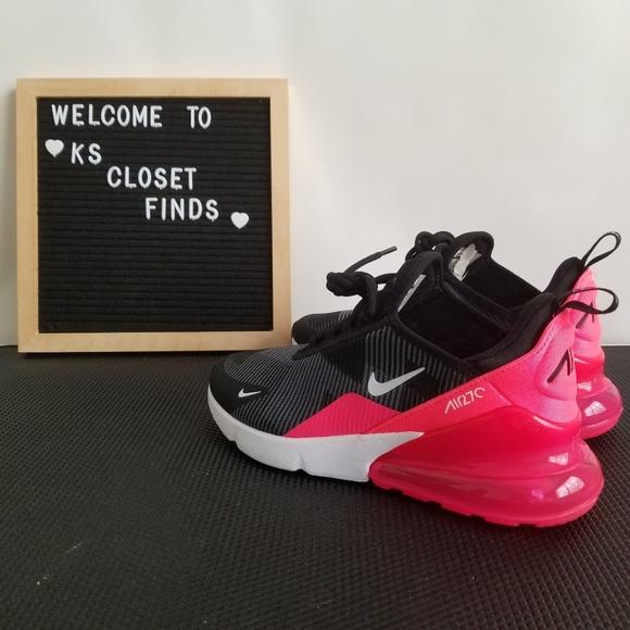 Nike Shoes Air Max 270 Black Pink Poshmark